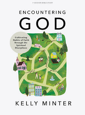 Picture of Encountering God - Bible Study Book