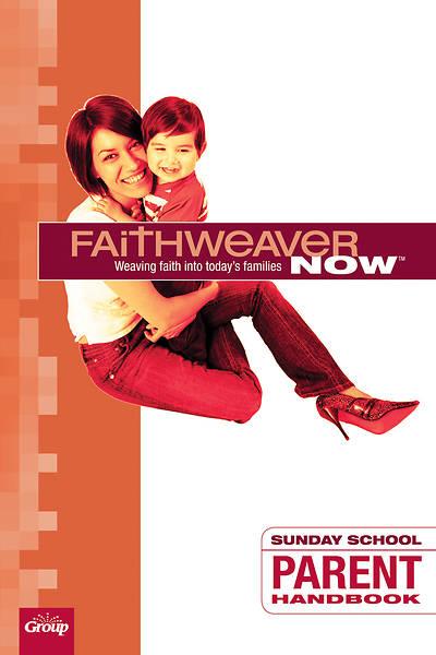 Picture of FaithWeaver Now Parent Handbook Fall 2017
