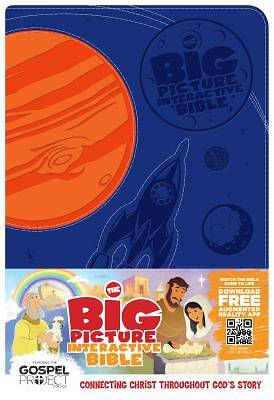 The Big Picture Interactive Bible for Kids