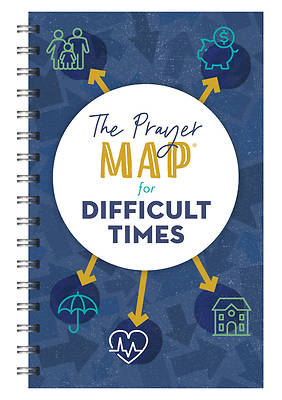 Picture of The Prayer Map for Difficult Times