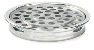 Picture of Silvertone Communion Tray