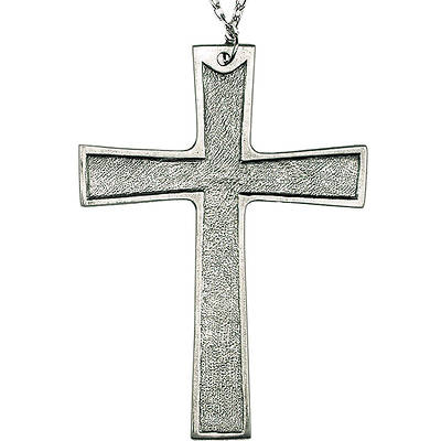 Pewter Pectoral Cross