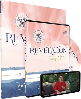 Picture of Revelation Study Guide with DVD