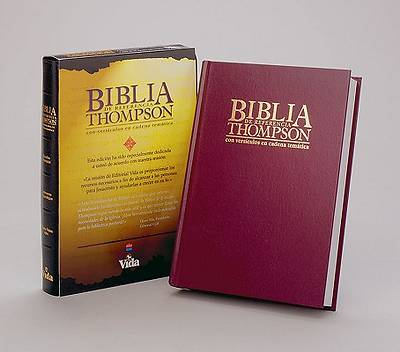 Spanish Thompson Chain Reference Bible