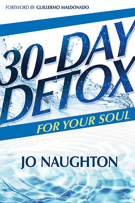 Picture of 30 Day Detox for Your Soul