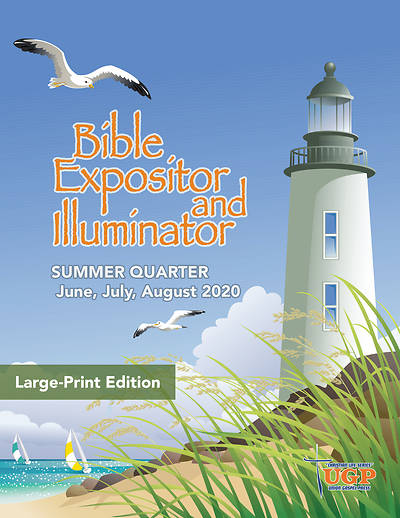 Picture of Union Gospel Bible Expositor Large Print Summer 2020