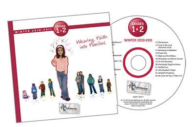 Picture of FaithWeaver Grades 1 & 2 Additional CD