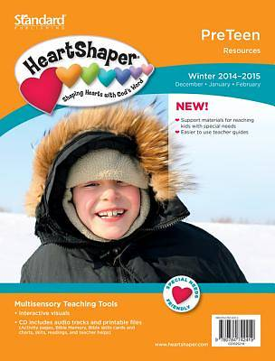 Picture of HeartShaper PreTeen Resources Winter 2014-15