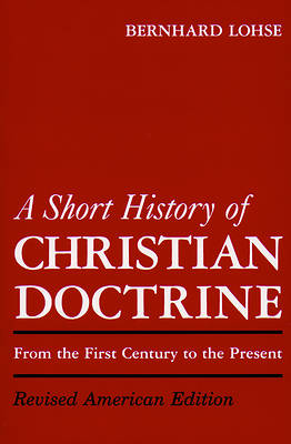 Short History of Christian Doctrine