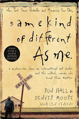 Same Kind of Different as Me - Hardcover