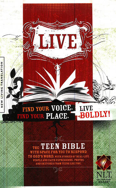 Picture of New Living Translation Bible Live