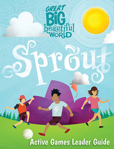Picture of Vacation Bible School (VBS 2020) Great Big Beautiful World Sprout Guide