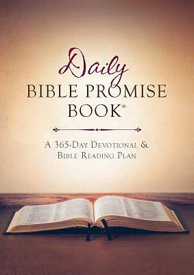 Picture of The Daily Bible Promise Book(r)