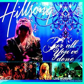 For All Youve Done Audio CD