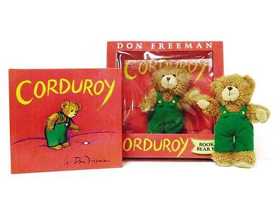 Corduroy [With Plush Bear]