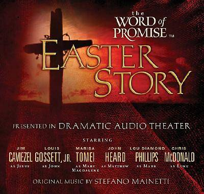 The Word of Promise Easter Story CD