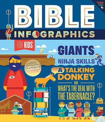 Picture of Bible Infographics for Kids