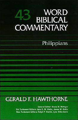Word Biblical Commentary - Philippians