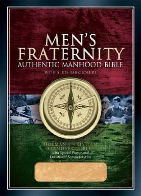 Mens Fraternity Bible - HCSB