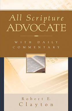 Picture of All Scripture Advocate