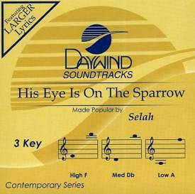 His Eye Is on the Sparrow CD