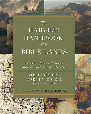 The Harvest Handbook(tm) of Bible Lands