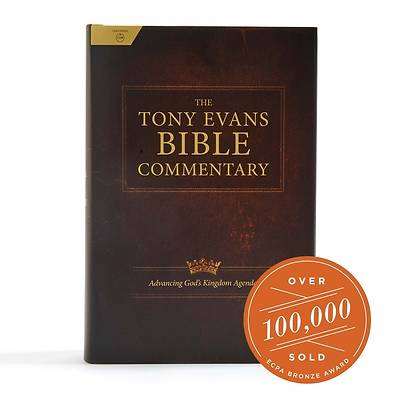 Picture of The Tony Evans Bible Commentary