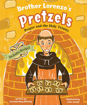 Picture of Brother Lorenzo's Pretzels