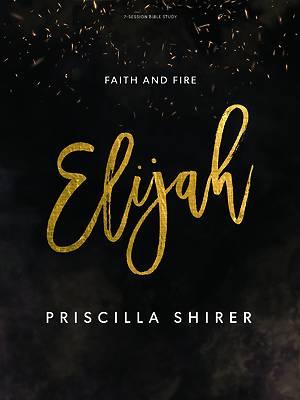 Picture of Elijah - Bible Study Book