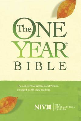 One Year Bible-NIV-Compact