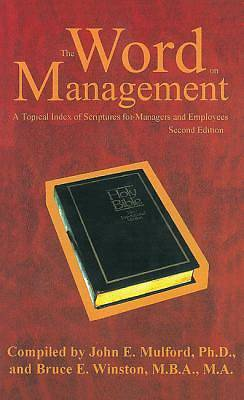 Picture of The Word on Management, Second Edition