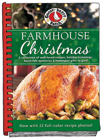 Picture of Farmhouse Christmas Cookbook