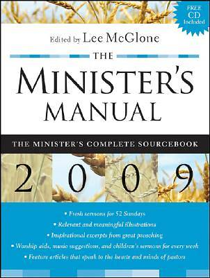 The Ministers Manual, 2009 Edition