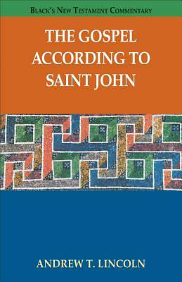 The Gospel According to Saint John