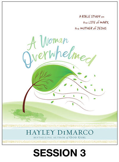 Picture of A Woman Overwhelmed - Women's Bible Study Streaming Video Session 3