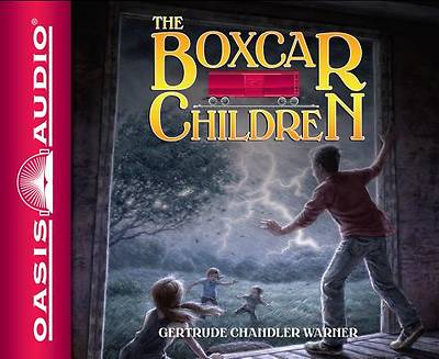 Picture of The Boxcar Children CD