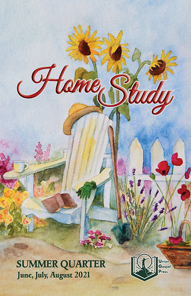 Picture of Union Gospel Home Study Summer 2021