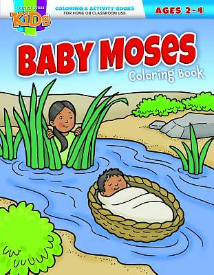 Picture of Baby Moses (2-4)