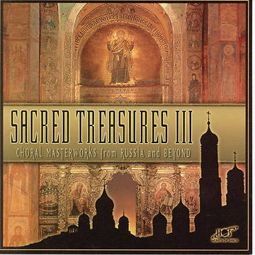 Sacred Treasures III CD