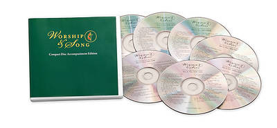 Worship & Song CD Accompaniment Kit with Cross & Flame
