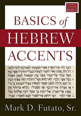 Picture of Basics of Hebrew Accents