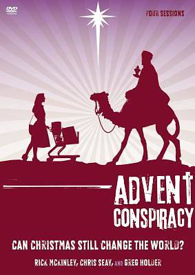 Advent Conspiracy DVD