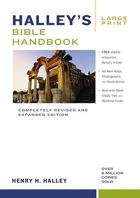 Picture of Halley's Bible Handbook - Large Print
