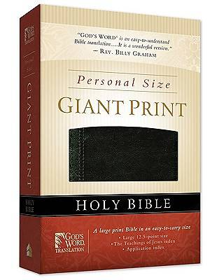 Gods Word Personal Size Giant Print Bible