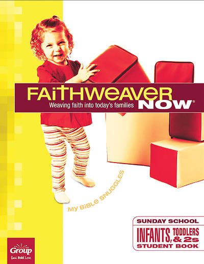 Picture of FaithWeaver Now Infants, Toddlers & Twos Student Book Winter 2015-16