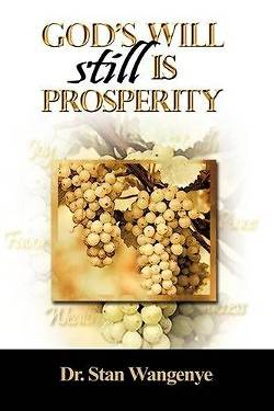 Picture of God's Will Still Is Prosperity!