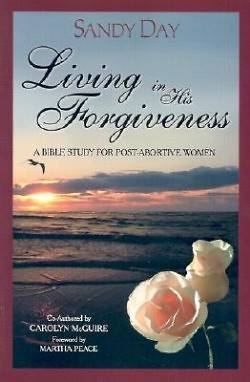Living in His Forgiveness