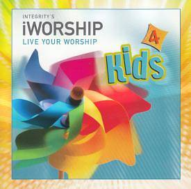 Integritys iWorship Kids 4 CD