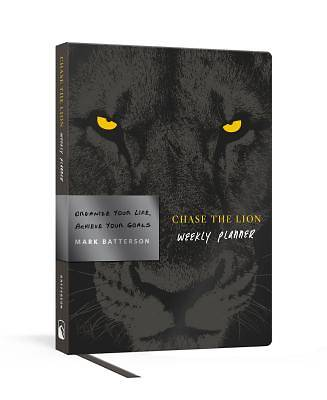 Picture of Chase the Lion Weekly Planner