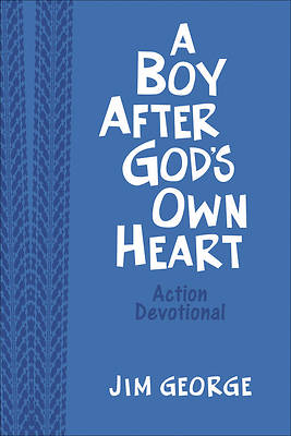 Picture of A Boy After God's Own Heart Action Devotional Deluxe Edition